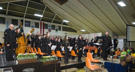 Herbstkonzert der Werkskapelle Zeltweg