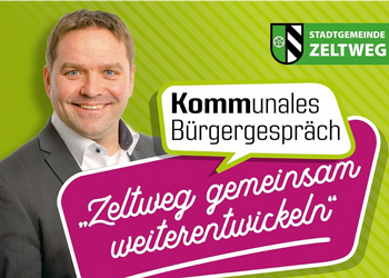 Kommunales Bürgergespräch mit Bgm. Günter Reichhold